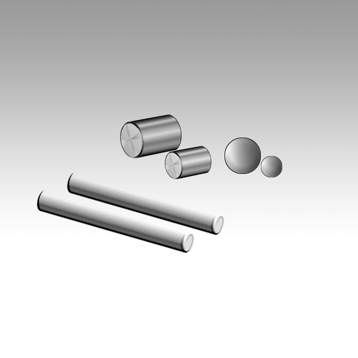 Balls, cylindrical rollers, needle rollers